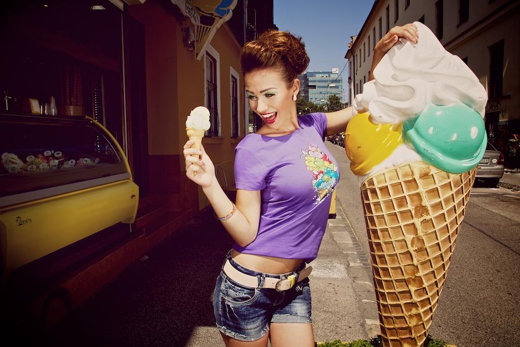 Ice Cream - Shirtinator