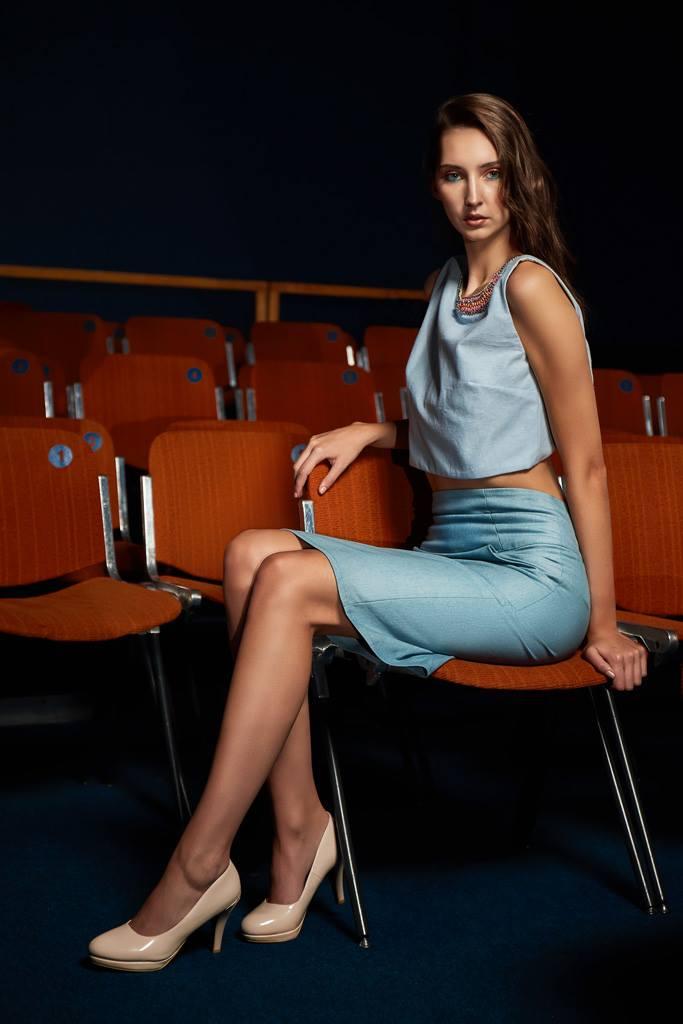 Kristina Misechova - fashion designer